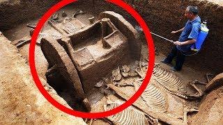 Это как? То, что нарыли археологи, поразило всех. На это стоит посмотреть