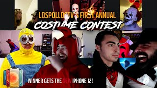 We Hosted A Halloween Costume Contest...