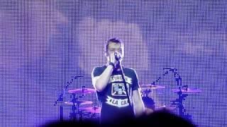 3 Doors Down - What's Left (HD) (Live @ IJsselhallen Zwolle, 25-02-2012)