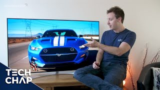 The Best OLED TV for Under £2000! (LG OLED B7 Review) | The Tech Chap