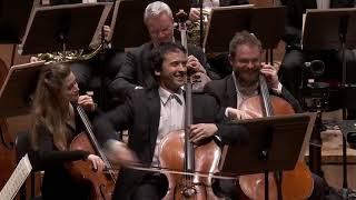 Haydn Cello Concerto C Major (3rd mov.) - Queyras & Nézet-Séguin