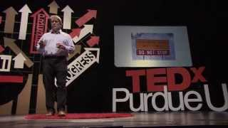 What can we learn from old dogs? |  David Waters | TEDxPurdueU