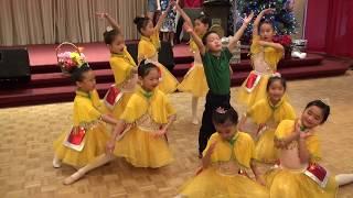 Chinese kids dance - Jingle Bell Rock