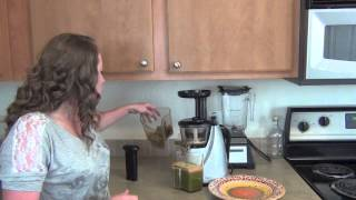 Vegetable Juice Recipe with Kale