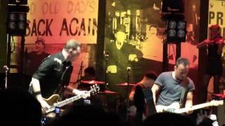 "Bruce Springsteen ""Badlands"" Performed by Dropkick Murphys 3/18/11 Boston, Massachusetts"