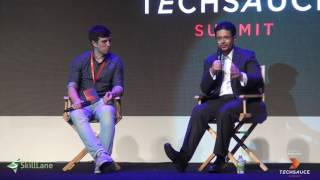 How to Build a Unicorn from Scratch by Nick Nash (Garena Online) at Techsauce Summit