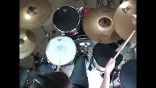 You Lifted Me Out - Chris Tomlin - Drum Cover