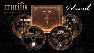 """CRUCIFIX    """"Forgiven"""""""