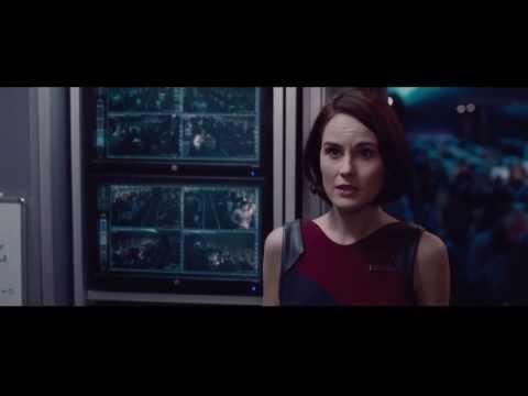 Video trailer för Non-Stop Official Trailer