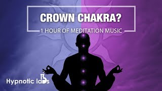 One Hour of Crown Chakra Meditation Music (Includes Tabla Drumming)