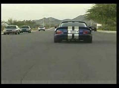Dodge Viper GTS 96-02 Drive Off – Billy Boat Exhaust
