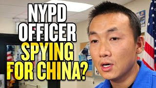 NYPD Officer Caught Spying for China thumbnail