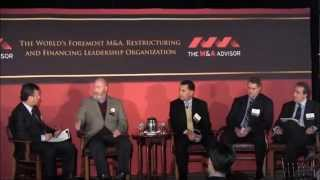 Carlos Moreira at the Roundtable talking cybersecurity at MAA Event in NYC part2