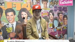 "J-14 Video: Austin Mahone Performs ""Shawty Shawty"""
