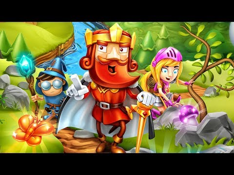 Charm King Android HD GamePlay Trailer [Game For Kids]