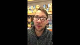 Продавец в магазине под бутиратом или спайсом? Жесть