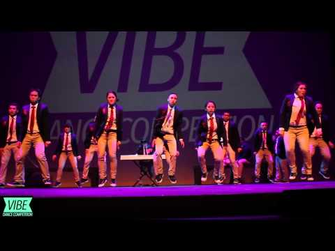 Performance Hip-Hop Vibe Dance Competition