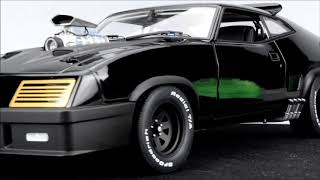 AUTOart Ford Falcon Tuned Version