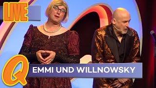 Der richtige Wein zum Hochzeitstag | Emmi und Willnowsky | Quatsch Comedy Club LIVE
