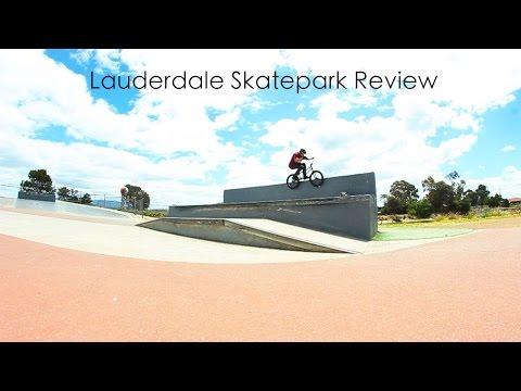 Skatepark Review | Lauderdale Skatepark