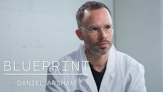 Blueprint - How Daniel Arsham's Experimental Art Attracted Collabs With Pharrell and Adidas