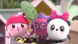 Малышарики - Листочек (Серия 81) Развивающие мультики для самых маленьких
