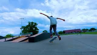 FPV Meets Skateboarding