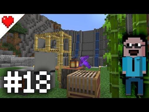 S10E18: MC 1.14 snapshot! Super novinky :) [Minecraft SPLP 1.14]