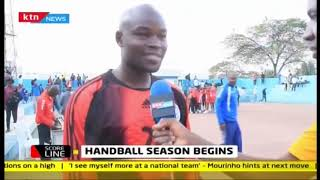 Scoreline: Handball season begins