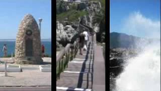 preview picture of video 'Hermanus Cliff Path - Cape Whale Coast, South Africa'