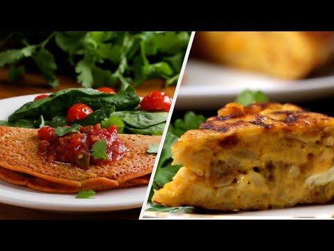 Omelets Made 6 Ways • Tasty Recipes