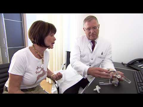 Neck Korrektur in Osteochondrose
