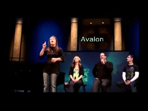 Veure vídeo Down Syndrome Lisa Smith singing