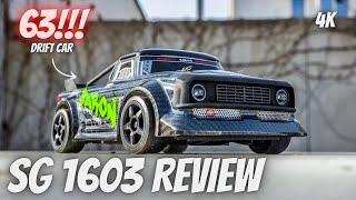 SG 1603 Drift Car Review | Deshalb ist es so gut! | Ferngesteuerte Autos