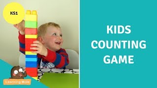 Counting Games For Kids - Number Games - Counting Numbers