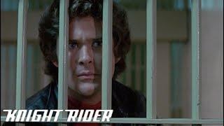 Michael kommt ins Gefängnis |Knight Rider Deutschland