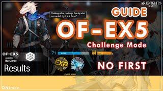 Ptilopsis  - (Arknights) - [ Arknights ] Guide ( ไกด์ด่าน ) OF-EX5 : Challenge Mode / Ptilopsis Talent E2