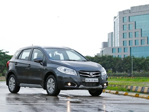 Maruti Suzuki S-Cross :: 1.6ltr Diesel :: WalkAround Video :: ZigWheels