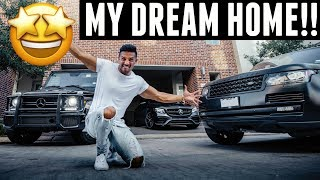 BUYING MY DREAM HOME   FULL BACHELOR PAD HOUSE TOUR