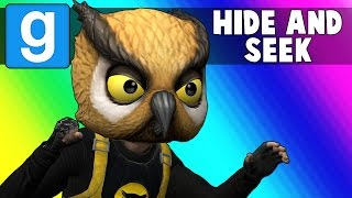 Gmod Hide and Seek Funny Moments - Pappuh Junn! (Garry's Mod)
