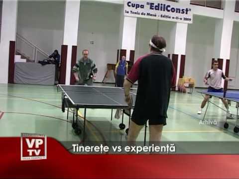 Tinereţe vs experienţă