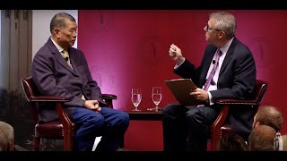 Jimmy Lai and the Fight for Freedom in Hong Kong