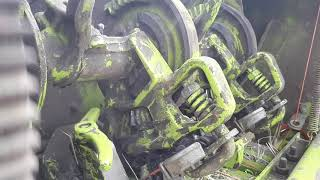 Claas Markant 65 Knotters
