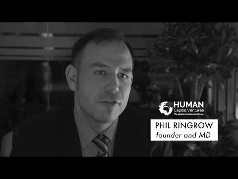 Swoop Founders Series - Phil Ringrow, Human Capital Venures