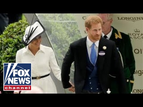 Meghan Markle wears white Givenchy dress on 1-month anniversary mp3
