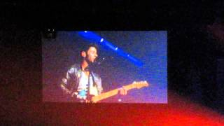 Jonas Brothers Thinking 'Bout You Frank Ocean live cover