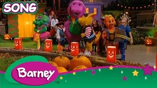 Barney - I Love You - Halloween Theme (SONG)