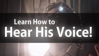 How to Hear His Voice!   It's Supernatural with Sid Roth   Gary Whetstone