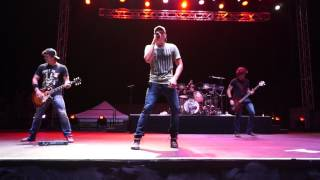 3 Doors Down - Kryptonite Freedom Fest 2017 Hurlburt AFB, Florida