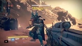 Destiny- How to find the Archon Priest Keldar- Hunt the Archon Quest Step (Wolves of Mars)